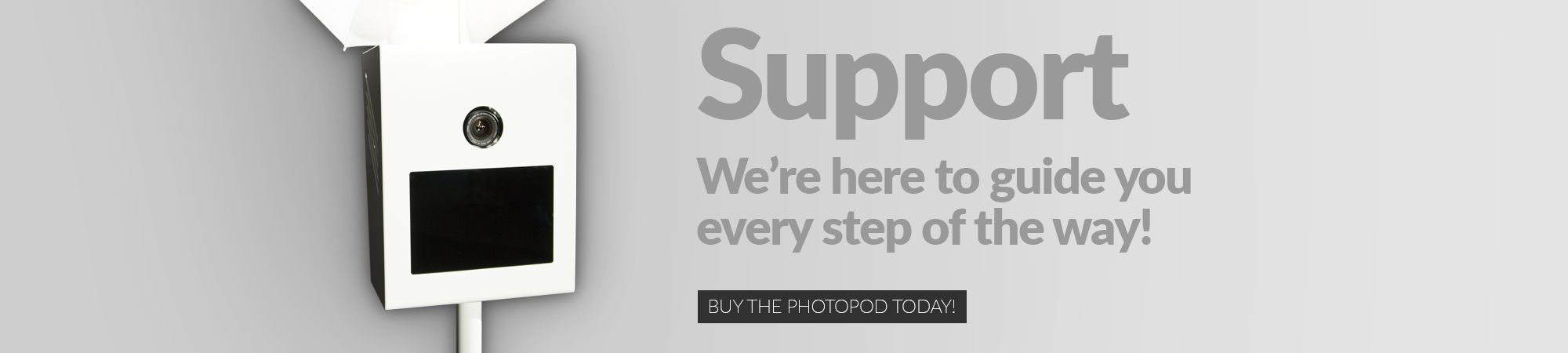 support banner click image to go to buy The Photopod