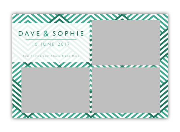 zigzag photo booth template 6 4 style 6 the photopod company