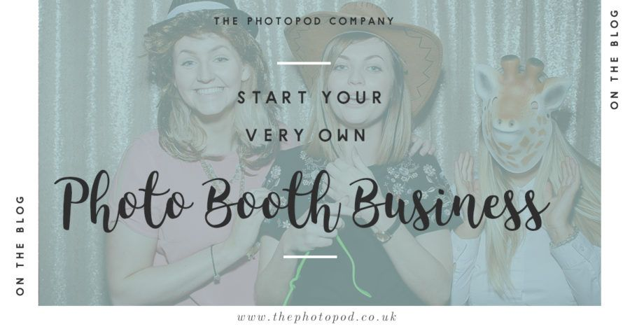 photo booth business for sale at The Photopod Company