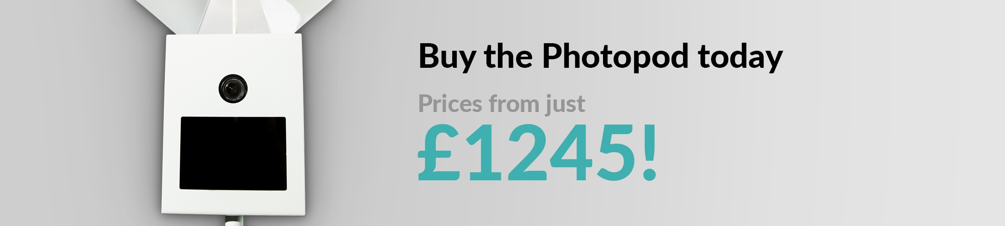 portable photo booth image click to buy the photopod today